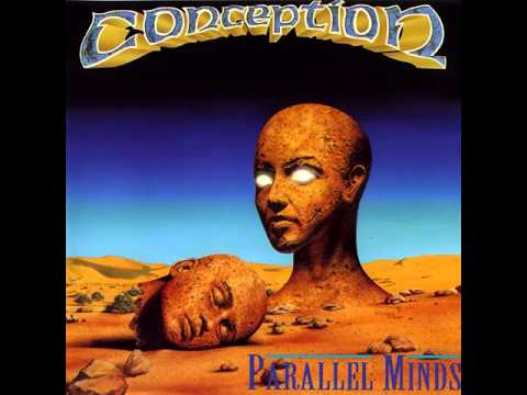 Conception - 1993 - Parallel Minds [FULL]