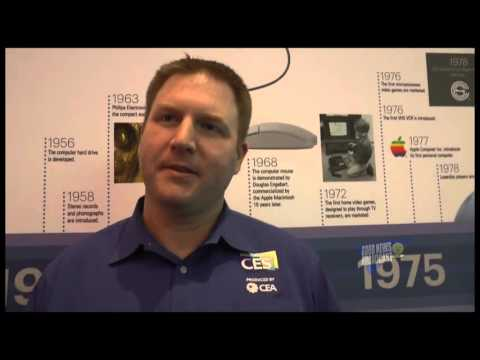 Steve Ewell, CES, Consumer Technology Association in Las Vegas