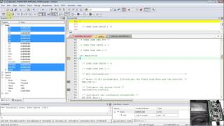 видео STM32F4 АЦП