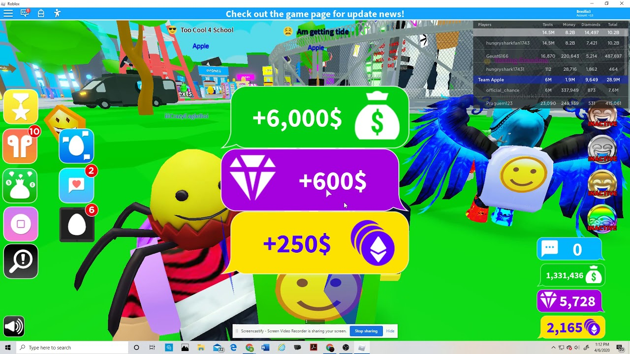 How To Get All 6 Texting Simulator Eggs Roblox Egg Hunt 2020