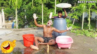 SHAMPOO PRANK PART 1 | jewel funny