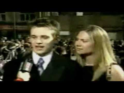 1999  Emmy  awards Sarah Brown interview