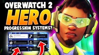 Overwatch 2 Hero Progręssion - how will it work?