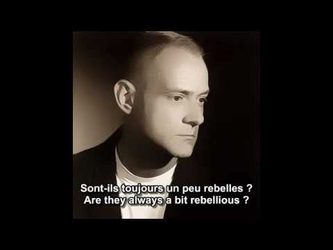 Un homme heureux - William Sheller - French and English subtitles