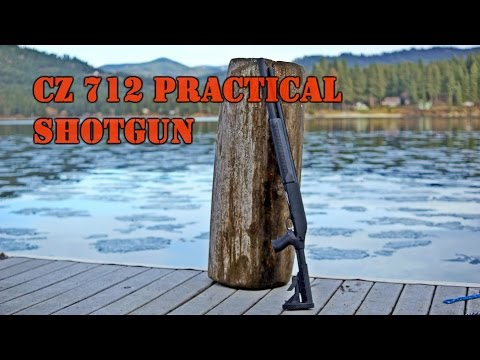 CZ 712 Practical Shotgun | Review, Specs, and Opinion [VIDEO]