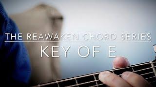 Key of E Chords (Guitar Tutorial)