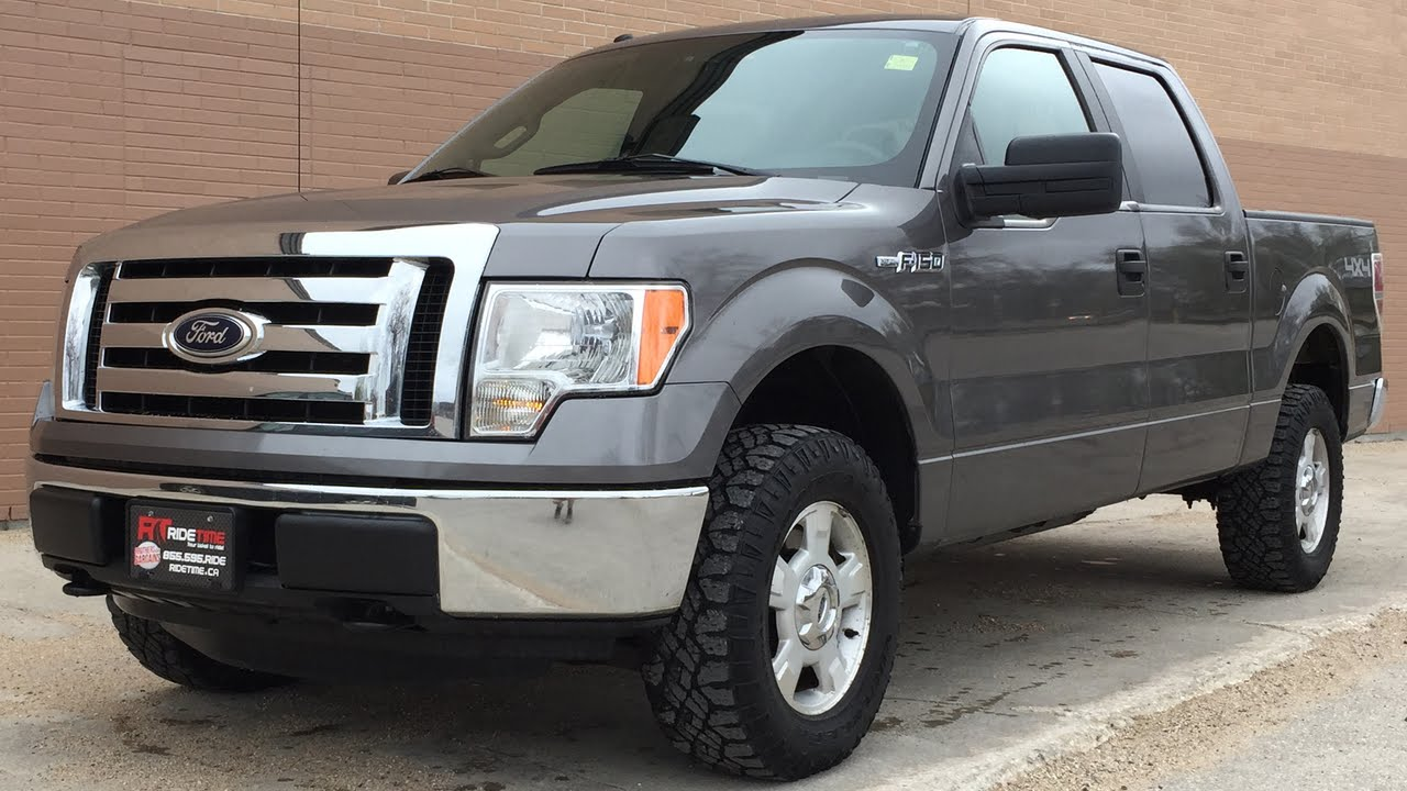 2012 ford f 150 xlt 4wd supercrew 5 0l v8 alloy wheels for sale in winnipeg mb youtube. Black Bedroom Furniture Sets. Home Design Ideas