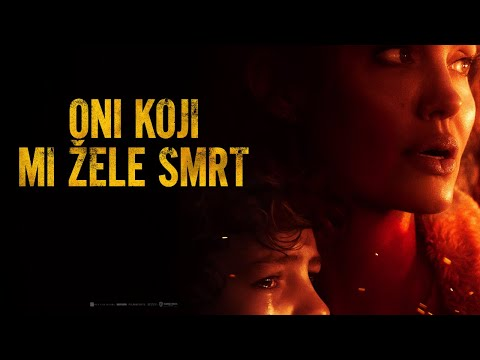 ONI KOJI MI ŽELE SMRT | Službeni trailer | 2021