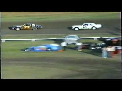 Wakeeney Speedway Sept 2 1995 Stock Car Heat  3