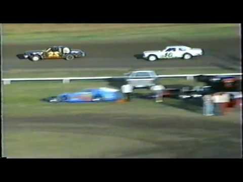 Wakeeney Speedway Sept 2 1995 Stock Car Heat  3