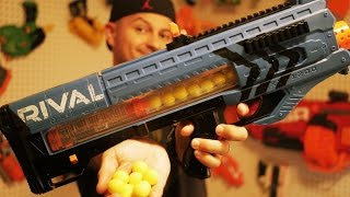 Nerf Rival ZEUS MXV-1200 | NERF Gun Review & Unboxing!