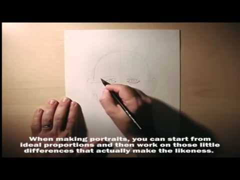 how-to-draw-|-face-proportion-lesson-5