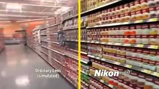 Nikon Eyes Walmart Vision Center TV Commercial