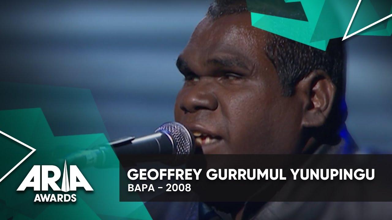 Gurrumul – Bapa (2008 ARIA Awards)