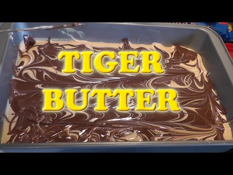 World Famous Tiger Butter Candy Recipe