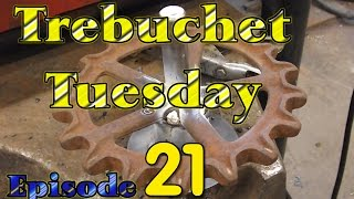 Trebuchet Tuesday - Episode 21- More Winch