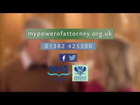 My Power of Attorney Perth and Kinross #powerofattorney