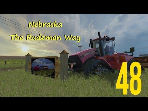 Farming Simulator 2015 Nebraska Let's Play Ep 48