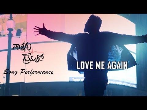 Love Me Again Song Launch || Nannaku Prematho Audio Launch || Jr Ntr, Rakul Preet, DSP