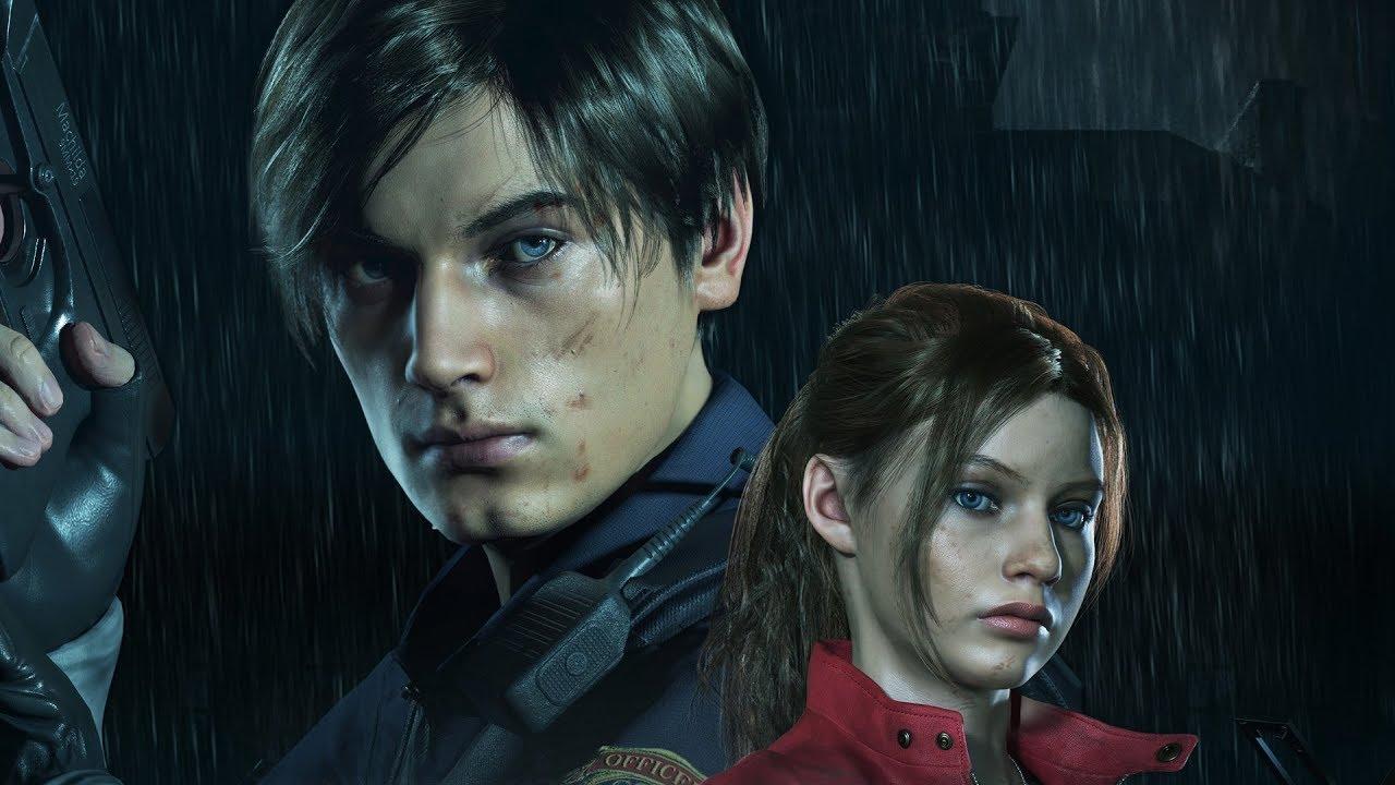 RESIDENT EVIL 2 REMAKE - Full DEMO Gameplay No Commentary PS4 (E3 2018)