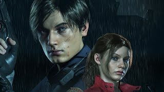 RESIDENT EVIL 2 REMAKE - Full DEMO Gameplay No Commentary PS4 (E3 2018)