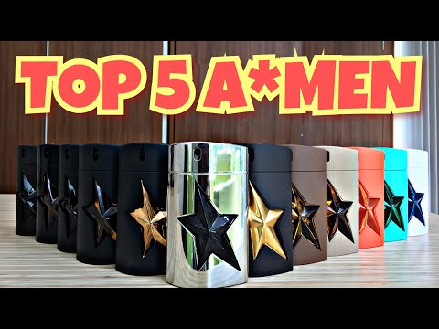 Top 5 A*men Thierry Mugler - Parfum Review Indonesia