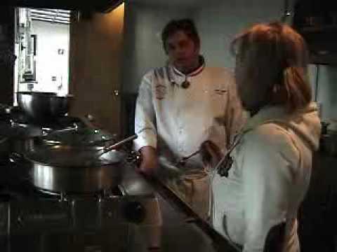 chef eric pansu en ecole de cuisine - presentación - youtube - Cours De Cuisine Laval 53