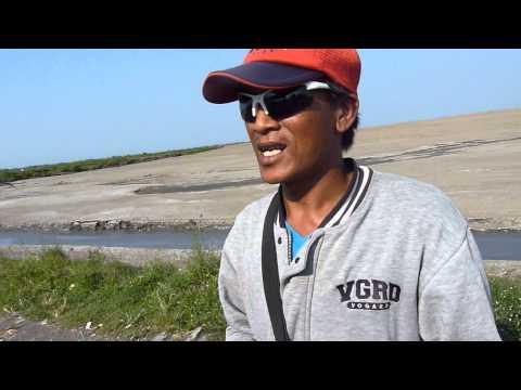 Interview: Lusi (Lapindo) Mud Volcano, Sidoarjo, Java