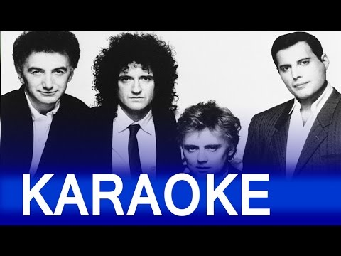 Queen – Bohemian Rhapsody Lyrics  Instrumental Karaoke
