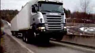 Power of Sweden - Scania rules the truck world thumbnail