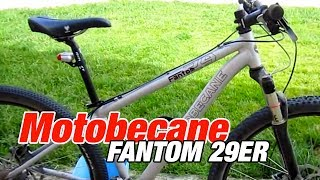 2012 Motobecane Fantom Pro 29er Mountain Bike Review BikesDirect