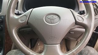Repeat youtube video 2000 Toyota Harrier 3.0 MCU10 Startup