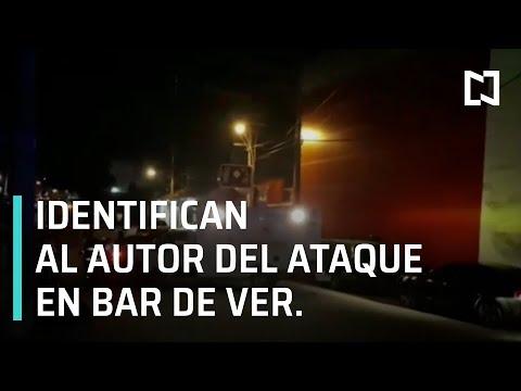 Identifican a presunto autor del ataque a bar en Veracruz - Expreso de la Mañana