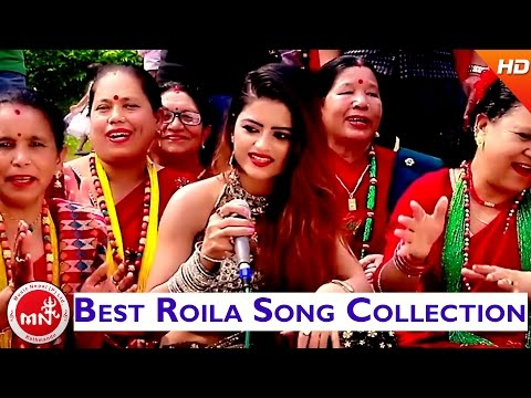 Nepali Superhit Roila Song | Video Jukebox