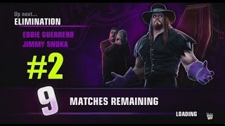 WWE All Stars Part 2 Path of Champions Undertaker XBOX 360