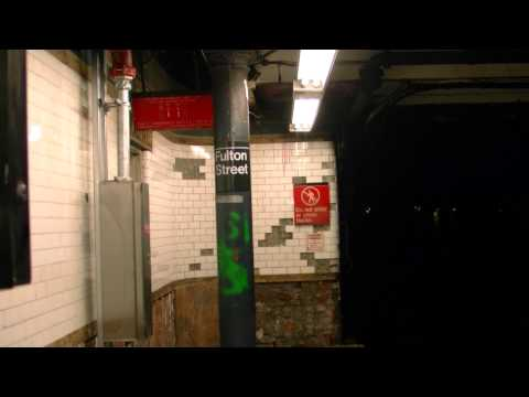 Metro w Nowym Jorku