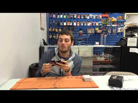 Jeff Jones Top 8 Bujin Deck Profile ARG Circuit Series Championship