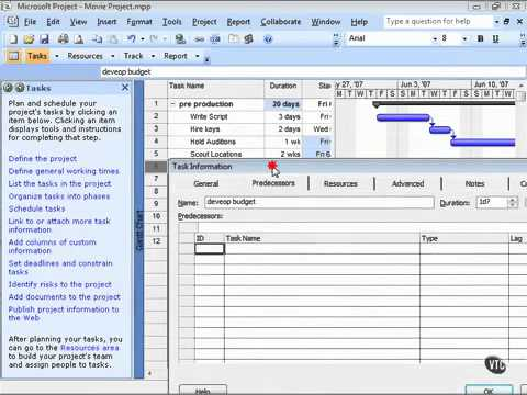 Download Microsoft Project 2007 Portable FREE HERE- Direct Link