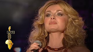 Katherine Jenkins - Nessun Dorma (Live 8 2005)