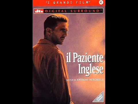 The English Patient - Soundtrack - 12 - Am I K. In Your Book?
