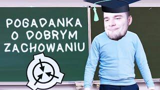 POGADANKA O DOBRYM ZACHOWANIU! | SCP: Secret Laboratory [#62] (W: EKIPA)