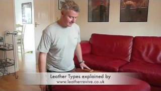 How To Clean Leather Furniture? Leather Cleaning Will Depend On The Leather Type