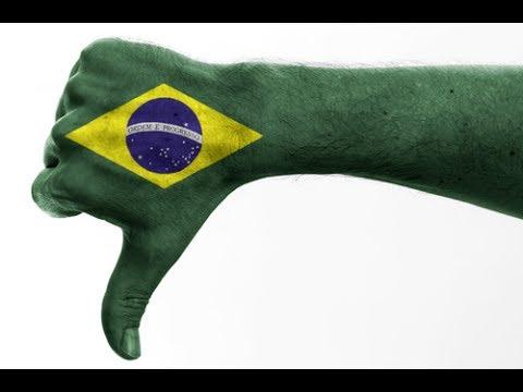 Gerald Celente - U.S. Markets Bounce Back, Brazil's Tank