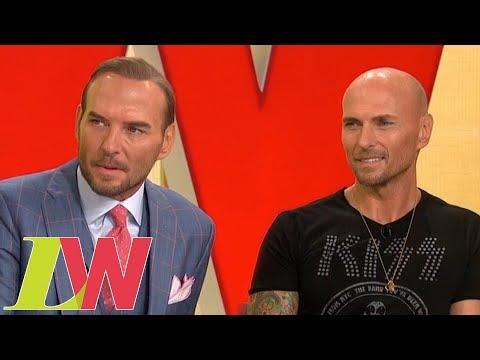 Matt and Luke Goss on Ending Their Feud and Turning 50 | Loose Women