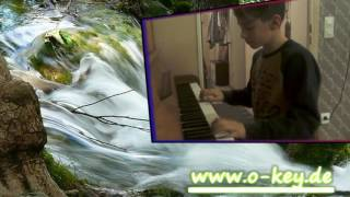 "Piano-Cover ""River Flows In You"" - Musikschüler Daniel - Schülerwettbewerb 2017 - O-Key.de"