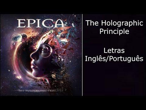Epica - The Holographic Principle - A Profound Understanding of Reality (Letras Inglês/Português)