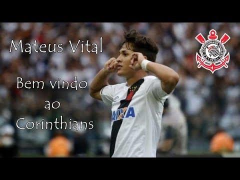 Mateus Vital ● Bem vindo ao Corinthians ● Dribles & Gols ● 2018 HD