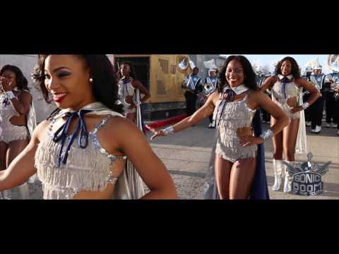 Jackson State vs. University of Las Vegas - Marching In 2016