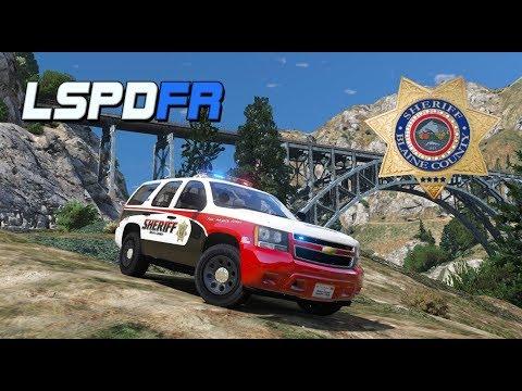 LSPDFR #5: Chilead Wilderness Patrol