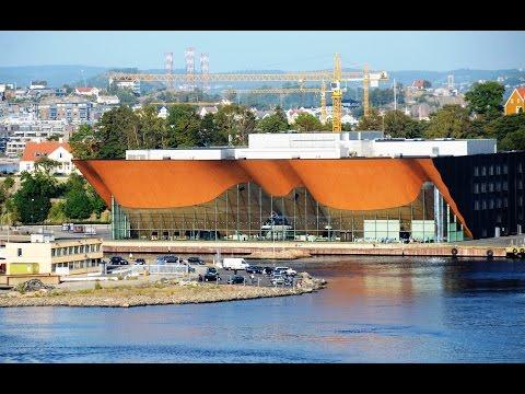 Iceland & British Isles Explorer Cruise - Kristiansand, Norway - Royal Princess - Sept 11, 2014